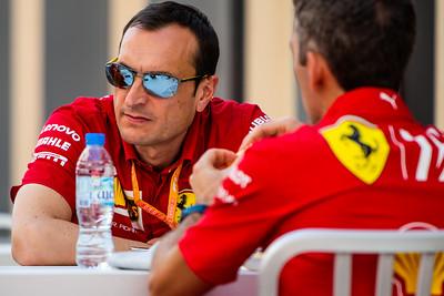 Riccardo Adami, Ferrari, Abu Dhabi, 2019