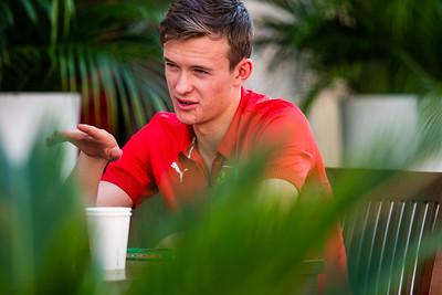 Callum Ilott (GBR, Ferrari Driver Academy)