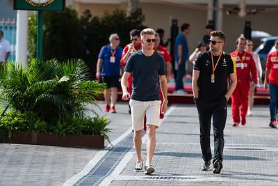 Nico Hulkenberg, UAE/Abu Dhabi, 2019