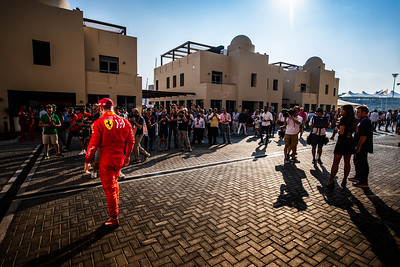 Charles LECLERC, UAE/Abu Dhabi, 2019