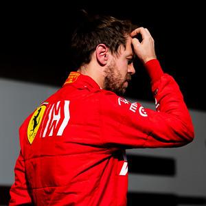 Sebastian Vettel, Scuderia Ferrari, UAE, 2019