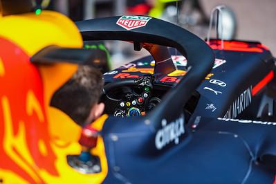 F1, 2019, Monaco GP, FP3