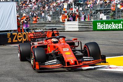 #5 Sebastian VETTEL (GER, Ferrari, SF90)