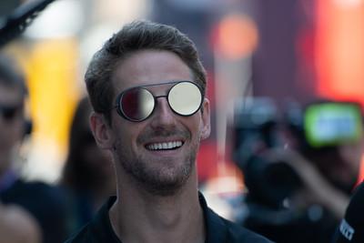 #8 Romain Grosjean, Rich Energy Haas F1 Team, Austria, 2019