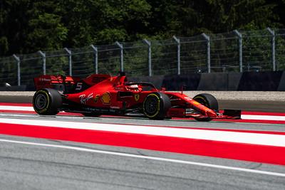 #5 Sebastian VETTEL (GER, Ferrari, SF90), Austria 2019