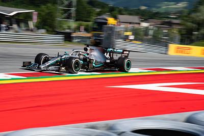 Lewis Hamilton, Austria 2019