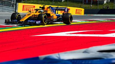 #4 Lando NORRIS (GBR, McLaren-Renault, MCL34), Austria 2019