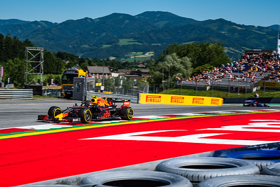 #10 Pierre GASLY (FRA, Red Bull Racing, RB15), Austria 2019