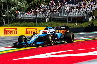 #88 Robert Kubica, ROKiT Williams Racing , Austria, 2019