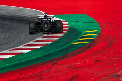 #8 Romain GROSJEAN (FRA, Haas, VF 19)