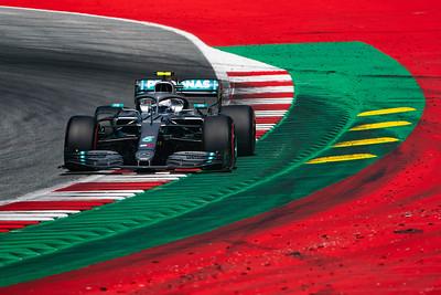 #77 Valtteri Bottas (FIN, Mercedes, W10)