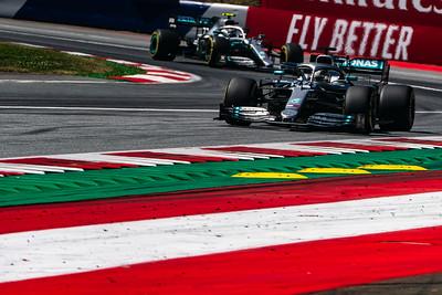 #44 Lewis HAMILTON (GBR, Mercedes, W10)