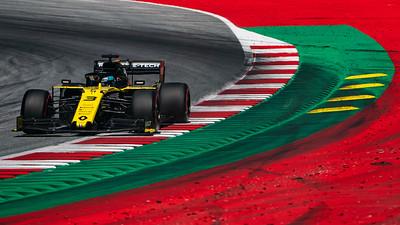 #3 Daniel RICCIARDO (AUS, Renault F1 Team, R.S. 19)