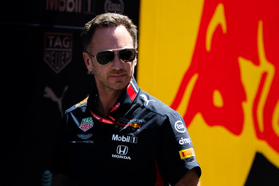 Christian Horner, Aston Martin Red Bull Racing, Austria, 2019
