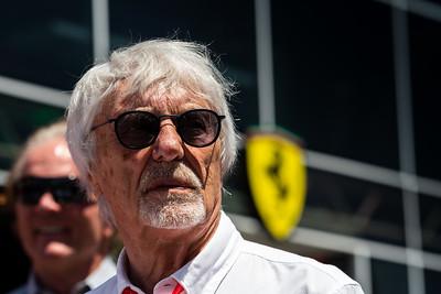 Bernie Ecclestone, Austria, 2019