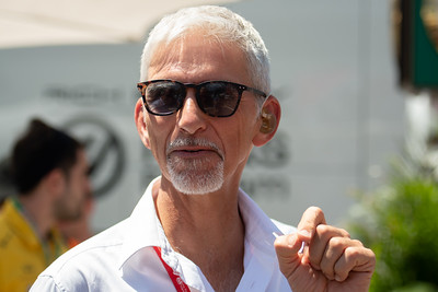 Damon Hill, Sky Sports F1, Austria, 2019