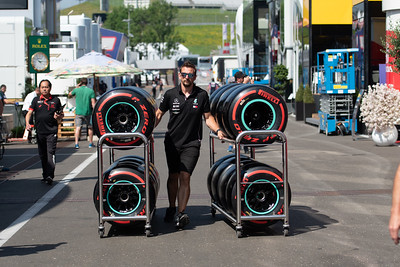 Spielberg/Austria - 27/06/2019 - __ in the paddock on Thursday