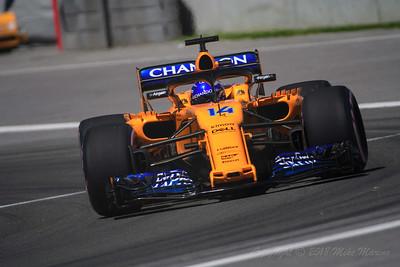 No.14 Fernando Alonso.
