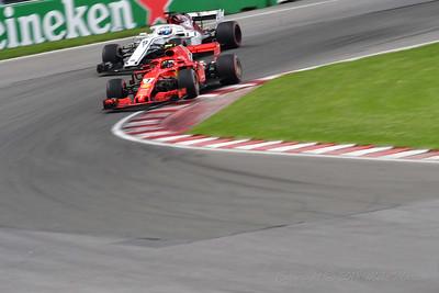 No.7 Kimi Raikkonen.