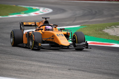 #14 Marino Sato, Campos Racing, Italy, 2019