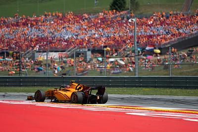 #15 Jack Aitken, Campos Racing, Austria, 2019