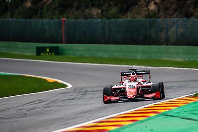 #26 Marcus Armstrong, Prema Powerteam, Belgium, 2019