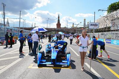 Formula E, Москва - 06.06.2015