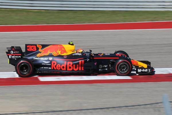 Formula One 2017 Austin Texas