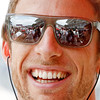 Jenson Button at Brazilian GP