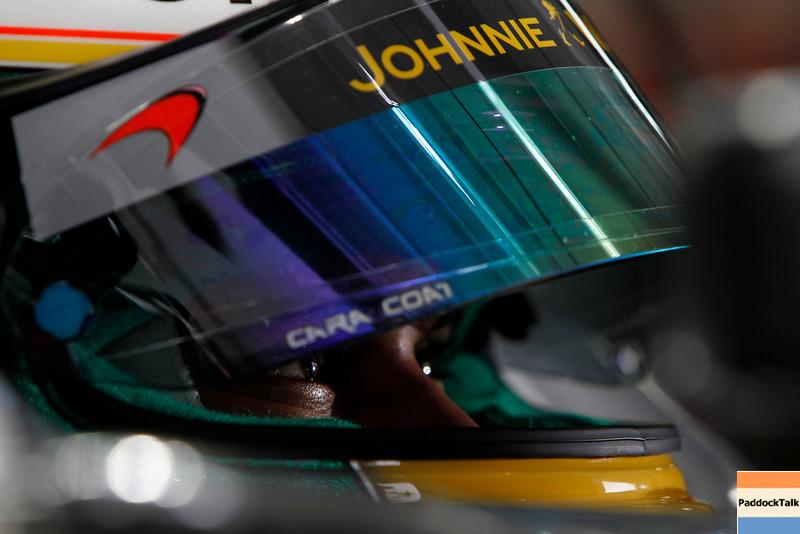 Lewis Hamilton at Brazilian GP