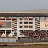 2011 Indian Grand Prix - Sunday<br /> Buddh International Circuit, New Delhi, India.<br /> 30th October 2011.<br /> World Copyright:Charles Coates/LAT Photographic<br /> ref: Digital Image _X5J2151