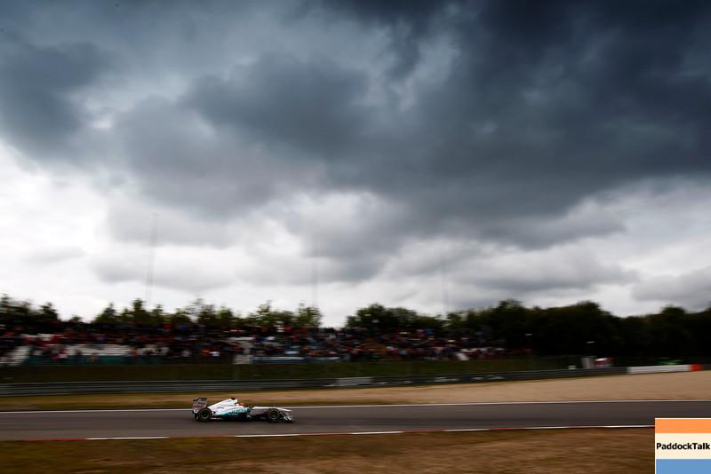 Motorsports: FIA Formula One World Championship 2011, Grand Prix of Germany, 07 Michael Schumacher (GER, Mercedes GP Petronas F1 Team),