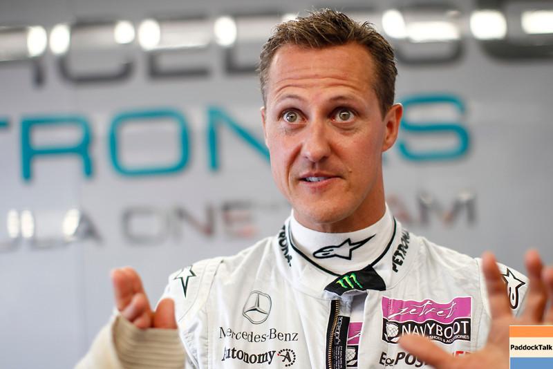 Motorsports: FIA Formula One World Championship 2011, Grand Prix of Canada, 07 Michael Schumacher (GER, Mercedes GP Petronas F1 Team),