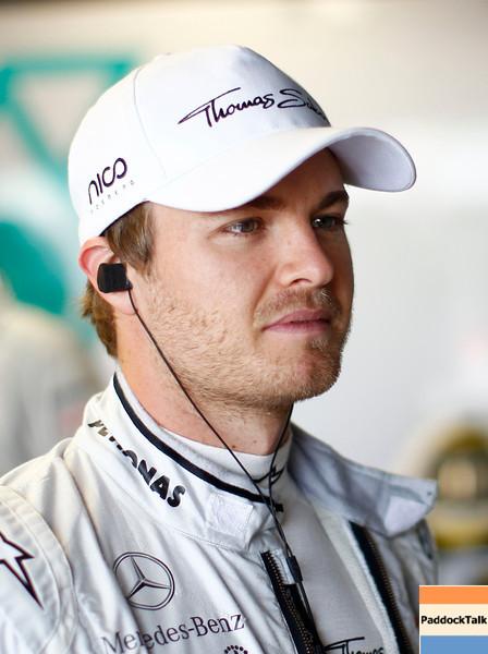 Motorsports: FIA Formula One World Championship 2011, Grand Prix of Canada, 08 Nico Rosberg (GER, Mercedes GP Petronas F1 Team),