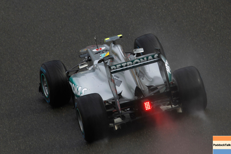 Motorsports: FIA Formula One World Championship 2011, Grand Prix of Belgium, 08 Nico Rosberg (GER, Mercedes GP Petronas F1 Team),