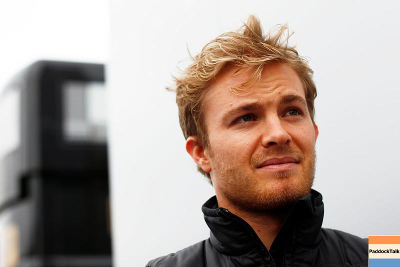 Motorsports: FIA Formula One World Championship 2011, Grand Prix of Hungary, 08 Nico Rosberg (GER, Mercedes GP Petronas F1 Team),