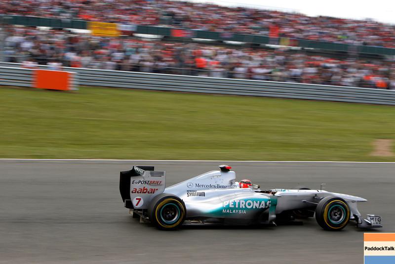 Motorsports: FIA Formula One World Championship 2011, Grand Prix of Great Britain,