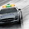 Motorsports: FIA Formula One World Championship 2011, Grand Prix of Canada, Bernd Maylaender (GER, Safety Car driver),