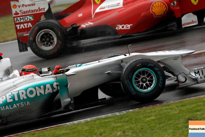 "Motorsports: FIA Formula One World Championship 2011, Grand Prix of Canada, 07 Michael Schumacher (GER, Mercedes GP Petronas F1 Team),    *** Local Caption *** +++  <a href=""http://www.hoch-zwei.net"">http://www.hoch-zwei.net</a> +++ copyright: HOCH ZWEI +++"