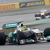 Motorsports: FIA Formula One World Championship 2011, Grand Prix of Korea, 08 Nico Rosberg (GER, Mercedes GP Petronas F1 Team),