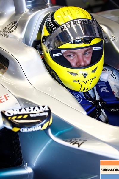 Motorsports: FIA Formula One World Championship 2011, Grand Prix of Italy, 08 Nico Rosberg (GER, Mercedes GP Petronas F1 Team),