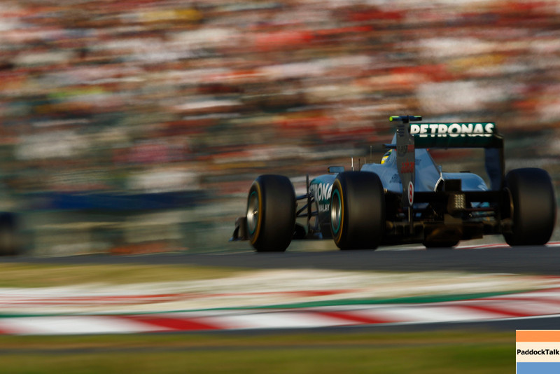 Motorsports: FIA Formula One World Championship 2011, Grand Prix of Japan, 08 Nico Rosberg (GER, Mercedes GP Petronas F1 Team),