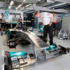 Motorsports: FIA Formula One World Championship 2011, Grand Prix of India, Ross Brawn (GBR, Mercedes GP Petronas F1 Team),