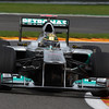 Motorsports: FIA Formula One World Championship 2011, Grand Prix of Belgium, 03 Michael Schumacher (GER, Mercedes GP Petronas),