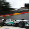 Motorsports: FIA Formula One World Championship 2011, Grand Prix of Belgium, 07 Michael Schumacher (GER, Mercedes GP Petronas F1 Team),