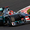 Motorsports: FIA Formula One World Championship 2011, Grand Prix of Japan, 07 Michael Schumacher (GER, Mercedes GP Petronas F1 Team),