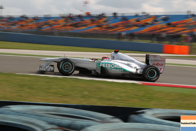 Motorsports: FIA Formula One World Championship 2011, Grand Prix of Turkey, 07 Michael Schumacher (GER, Mercedes GP Petronas F1 Team),
