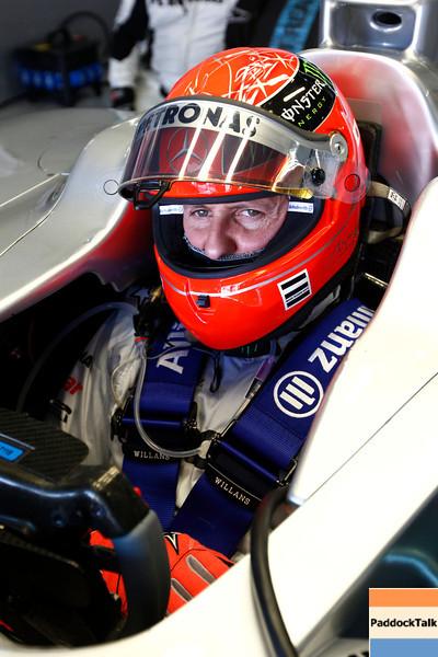 Motorsports: FIA Formula One World Championship 2011, Grand Prix of Japan, 07 Michael Schumacher (GER, Mercedes GP Petronas F1 Team),