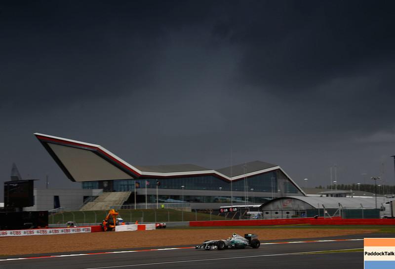 Motorsports: FIA Formula One World Championship 2011, Grand Prix of Great Britain, 08 Nico Rosberg (GER, Mercedes GP Petronas F1 Team),