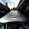 Motorsports: FIA Formula One World Championship 2011, Grand Prix of Spain, feature, symbolic shot, Mercedes GP
